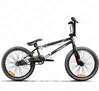 BMX crazy comp блак matt