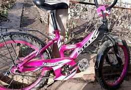 Велосипед детский Stels talisman size 18