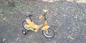 Детский велосипед B Twin