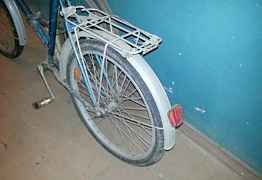 "Складной велосипед типа ""Салют"""
