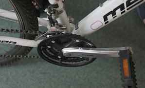 Велосипед для девочки-подростка Merida Juliet 10-V