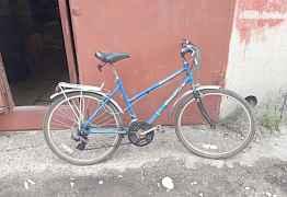 Велосипед горный неопознанной модели