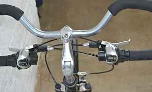 Велосипед (Германия), алюминий, 2 амортизатора, 28