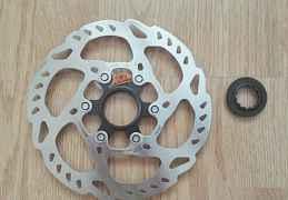 Роторы Shimano SLX RT70 M7000 Centre Lock 180мм