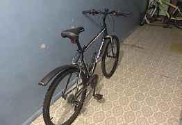 Велосипед stern почти новый