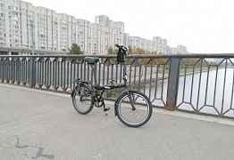 Навороченный велосипед Shulz МАХ