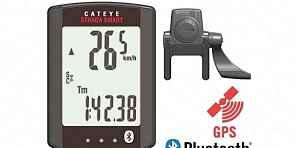 Велокомпьютер Cat Eye CC-RD500B Strada Smart +GPS