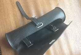 Сумка велосипедная Электра Cylinder Bag (чёрная ко