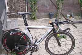 7005 Alloy Time Trial Frame рама