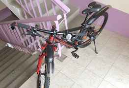"""Велосипед KTM Ультра фаер 27.5. (17"""")"""