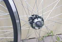 """Колеса велосипедные 28"""" под касету на промах"""