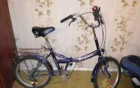 Велосипед складной и легкий алюминиевый сплав под