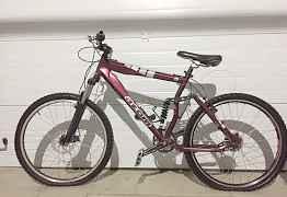 Продам велосипед. Сам велосипед в нормальном состо