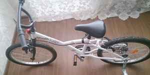 Велосипед B-твин. Декатлон