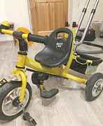 Трёх колесный велосипед - каталка