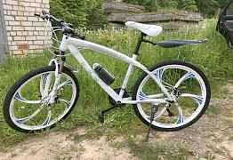 Велосипеды на литых дисках бмв