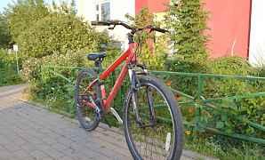 Надежный горный велосипед Ферари
