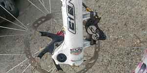 Продам двухподвес Санта cruz v-10.3 2010 L size