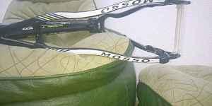 Новая рама mosso xc 639 19 размер ALU 7005 26
