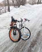Велосипед мерс и фэтбайк