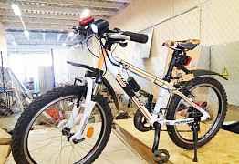 Горный детский велосипед Forward хардтейл в идеале