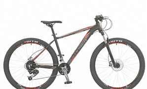 """Велосипед Stinger Генезис D 27,5"""" (2017)"""
