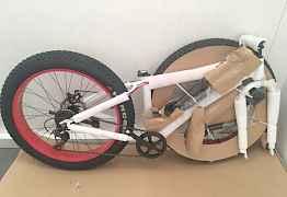 Алюминиевый Fatbike фэтбайк Велосипеды на толстых