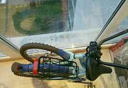 Велосипед Viva 20 складной детский 7-13 лет