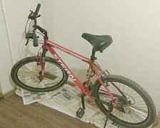 Велосипед Stern Energy 1.0 пробег 138км, алюминий