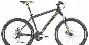 Горный велосипед Merida Matts 6.20-D