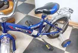 Детский велосипед Сафари Proff 12 Larsen Kids 16