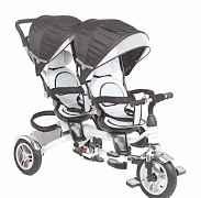 Велосипед для двойни (погодков) Capella Twin Trike
