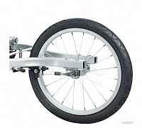 Набор Burley Double Jogger Kit для спорт. коляски