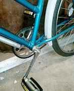 Велосипед дорожный СССР