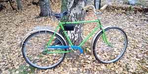 Продаю велосипед б/у в рабочем состоянии