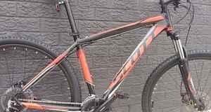 Полностью велосипед исправен, дисководы, улучшенна