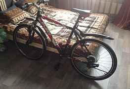 Велосипед Фури 21 скорость