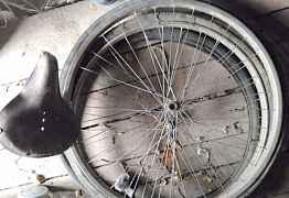 Колеса от советских велосипедов