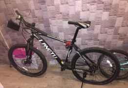 Велосипед Langtu, после не большого дтп (требуется