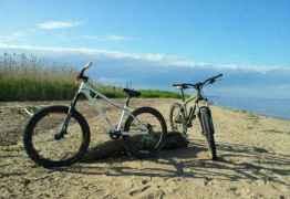 Велосипед (стрит -дерт)