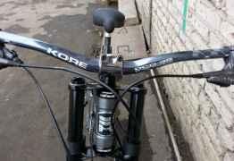 Велосипед. Легендарный haro extreme X7 Двух подвес