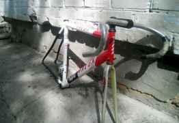 Велолипед, шоссейная рама