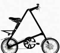 Складной велосипед strida аналог