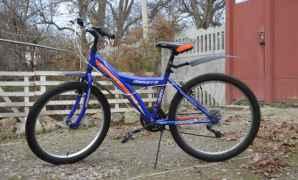 Подростковый горный велосипед Forward Dacota 581