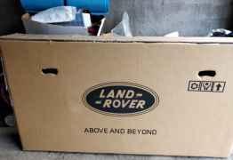 Ланд Rover Carbon Drive G8 - оригинал