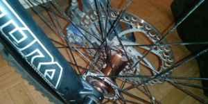 "Stark Router 19"" рама Rock Shox Tora 302 26"" колес"