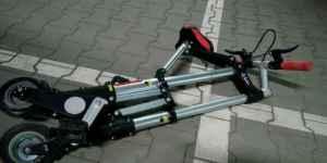A-Байк складной мини велосипед суперлегкий 5,5 кг