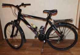 Велосипед горный мангуст взрослый состояние нового