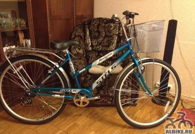 велосипед Стелс-навигатор-350-вумен