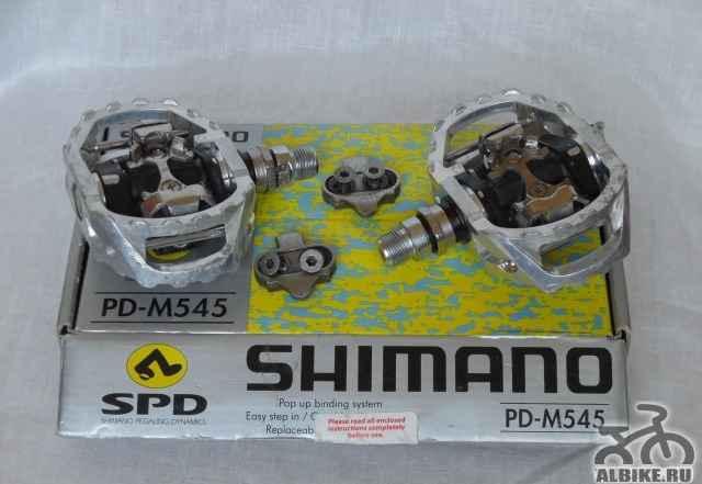 Педали Shimano PD-M545